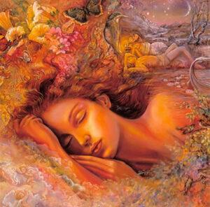 Мантры для просмотра будущего во сне
